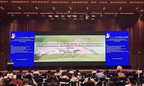 报告分享 | 华大受邀出席第四届国际昆虫基因组学大会并作报告